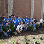 Iowa Nursery and Landscape Companies Honor 9/11 with day of Service in Madrid