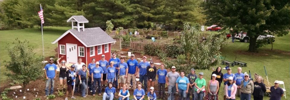 Horticulture Students and Iowa Nursery and Landscape Companies Work Together to Honor 9/11
